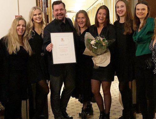 Årets Dansskola 2019